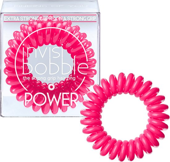 Invisibobble Power Roze